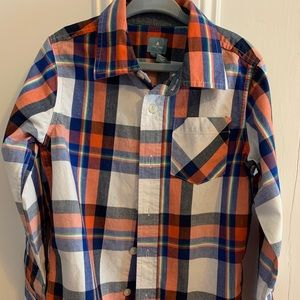 Boys button down shirt from baby Gap
